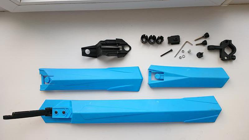Новый комплект крыльев для велосипеда! Цена!!!