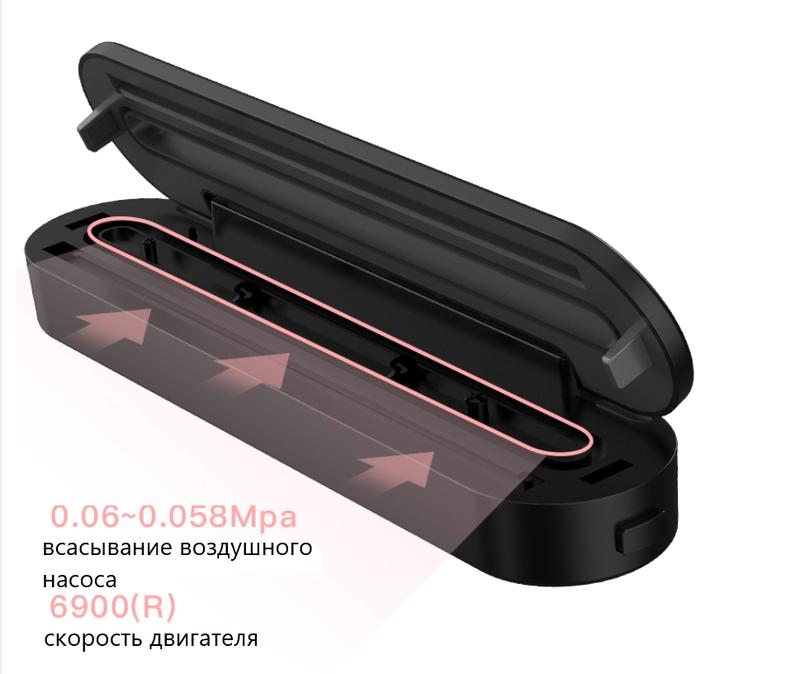 Хороший вакууматор для вакуумной упаковки+Бесплатная доставка - Фото 5