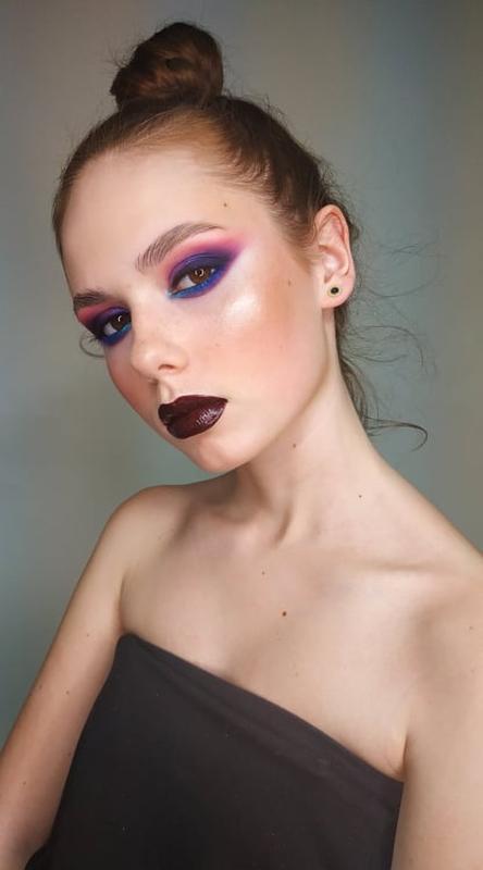 Визажист-бровист; макияж любой сложности;  Курс макияжа для себя