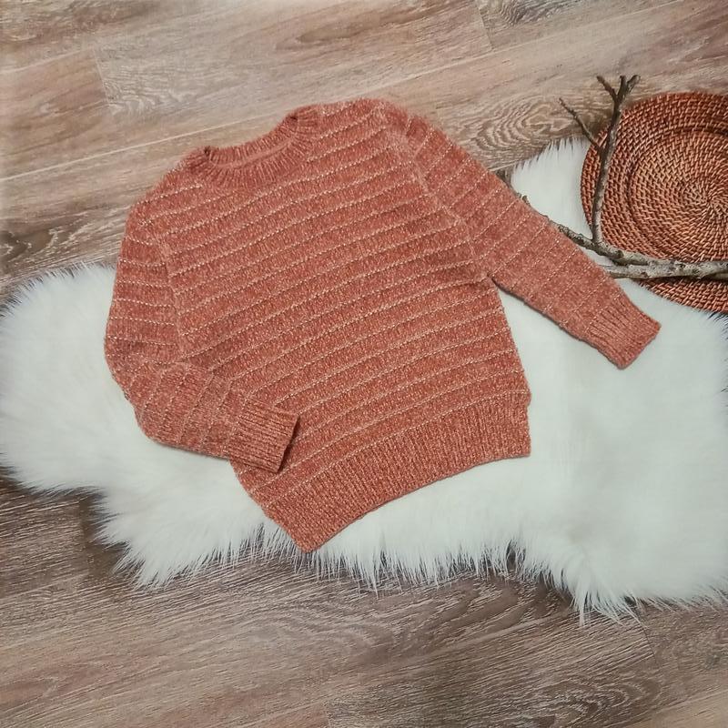 Мягкий, тёплый свитер