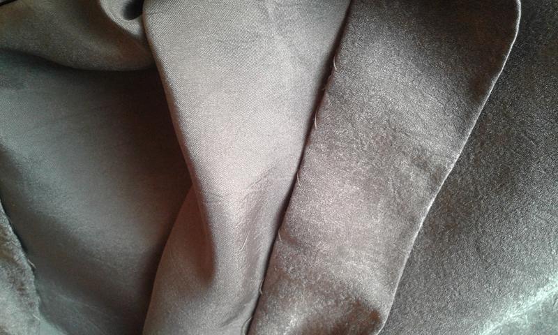Стильные прямые широкие брюки с высокой посадкой р 48-модно и ... - Фото 4