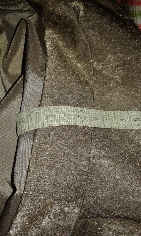 Стильные прямые широкие брюки с высокой посадкой р 48-модно и ... - Фото 5