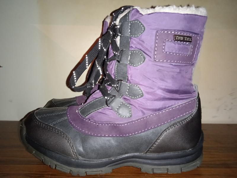 Зимние ботинки из канады 33 размер