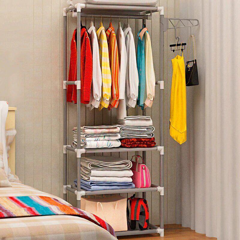 Напольная вешалка для хранения одежды