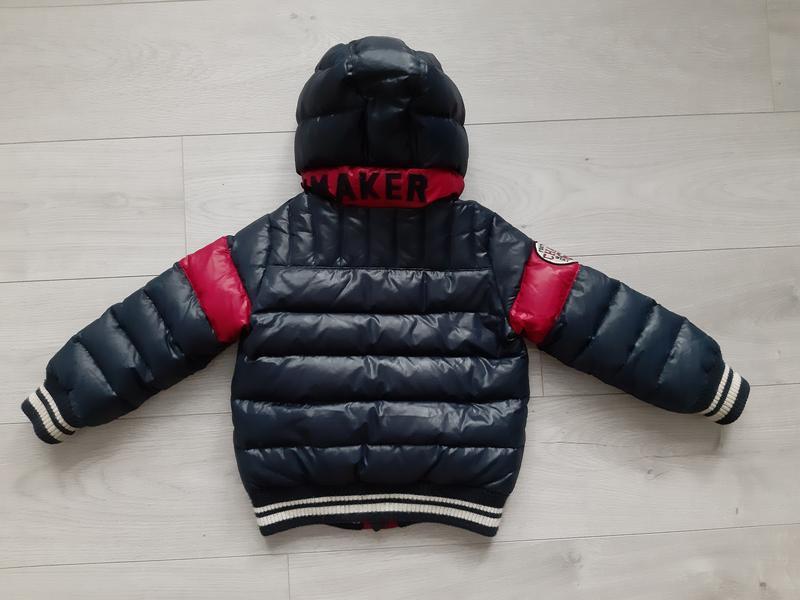Куртка benetton - Фото 2