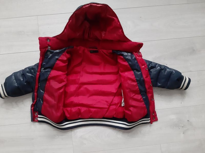 Куртка benetton - Фото 3