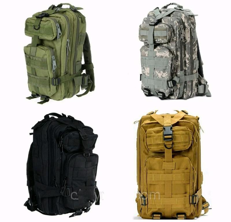 Тактический рюкзак  ASSAULT ( штурмовой)