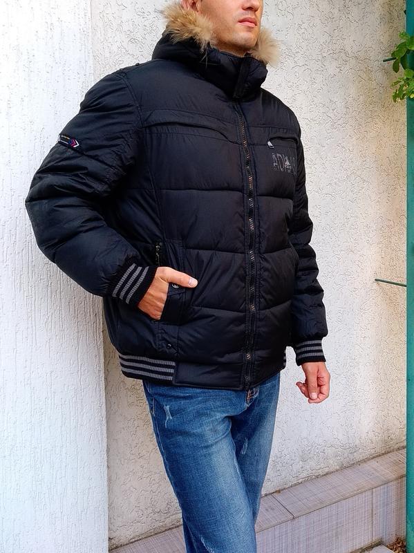 Двухсторонняя мужская куртка на зиму - Фото 3