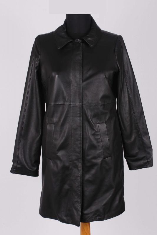 Кожаное пальто imperial италия