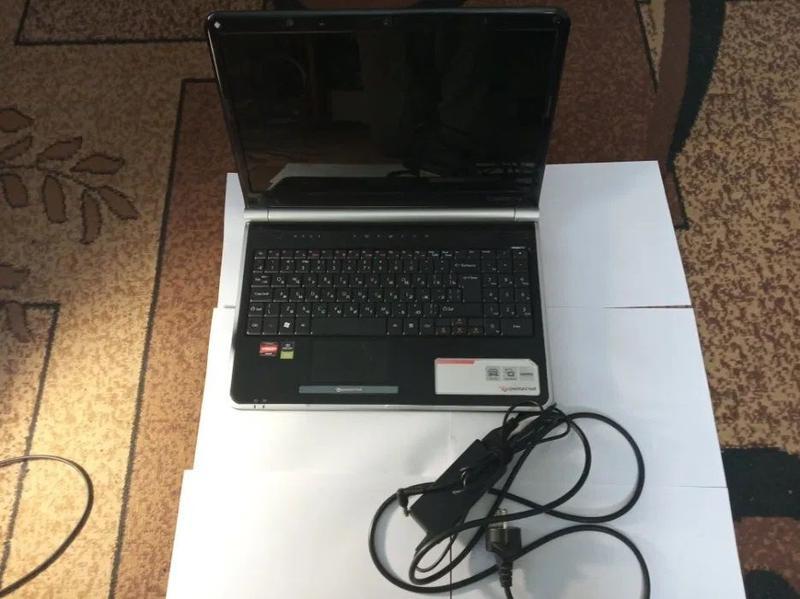 Продам ноутбук Packard Bell TJ 71