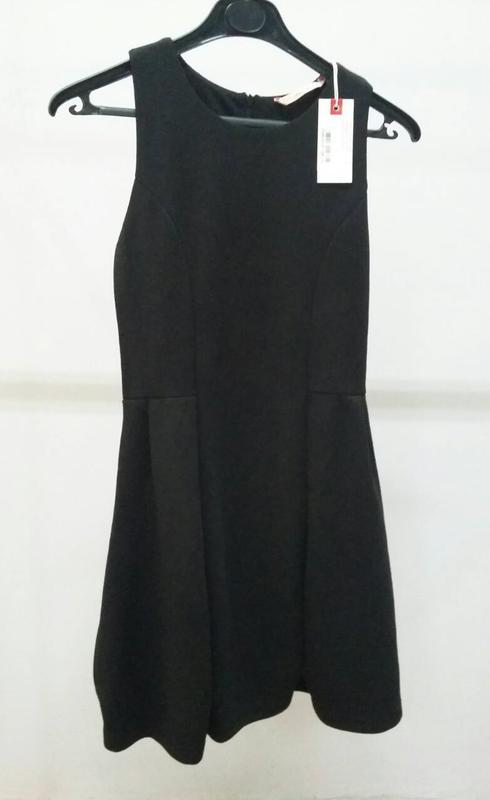 Черное платье silvian heach - Фото 3