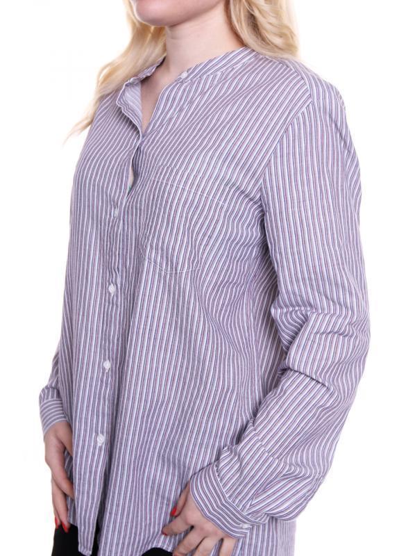 Рубашка massimo dutti - Фото 4