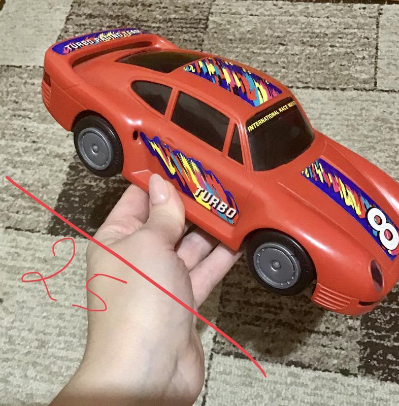 Машинка машина turbo