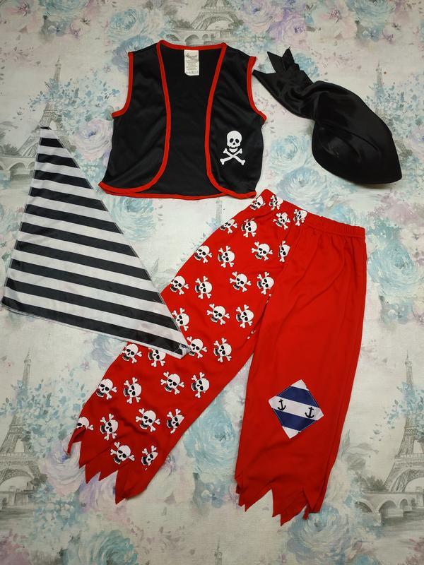 Карнавальный костюм пирата,пират, разбойник