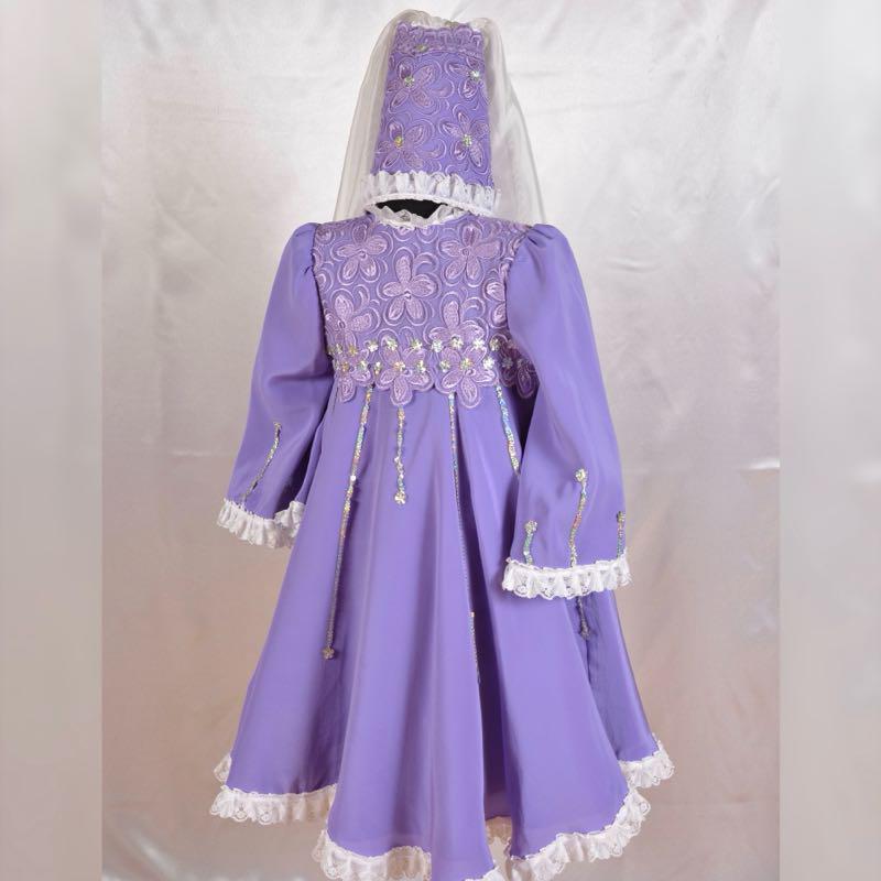 Карнавальный детский костюм Феи 5-6 лет