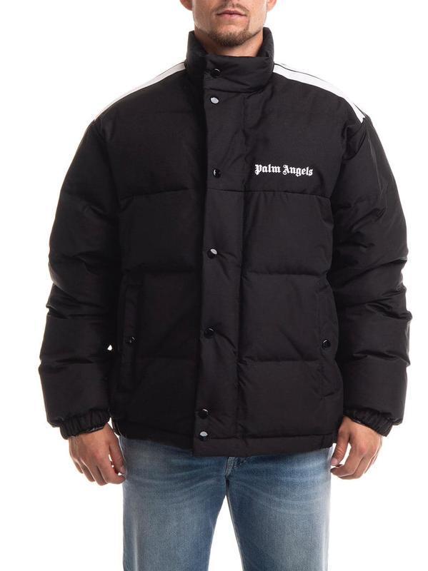 Зимний пуховик palm angels  куртка