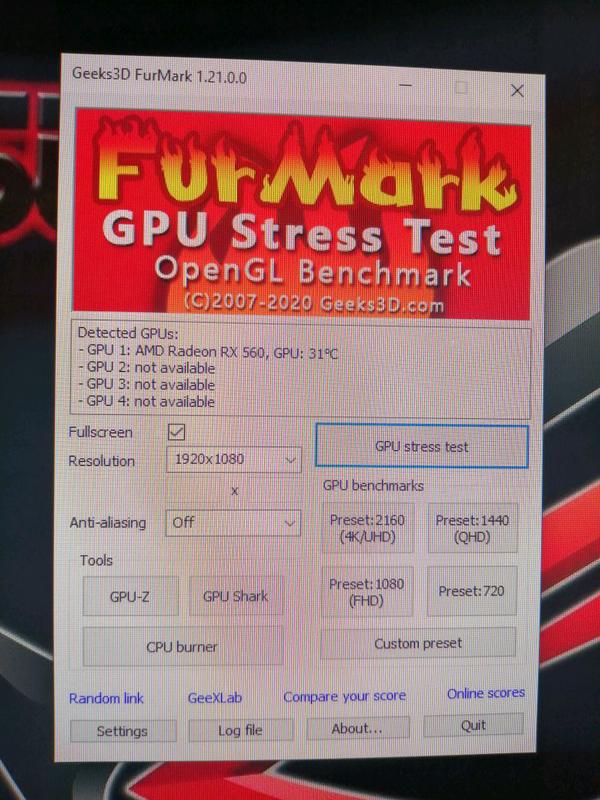 Видеокарта Asus Rog Strix Rx560 EVO  Gaming 4 Gb - Фото 15