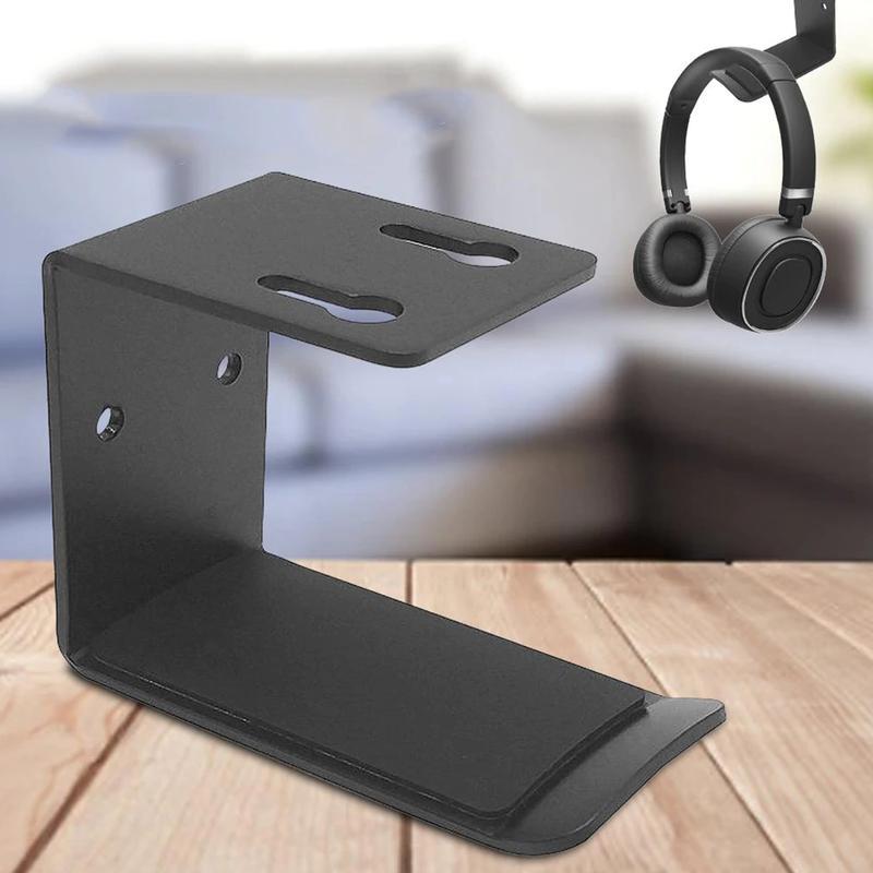 Підставка для навушників на стіну, стіл  подставка для наушников
