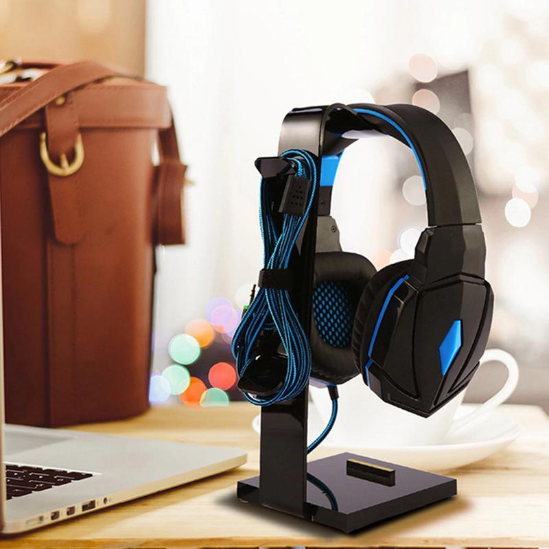 Підставка для навушників та телефону  подставка для наушников
