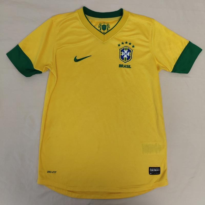 Футболка соборная бразилии