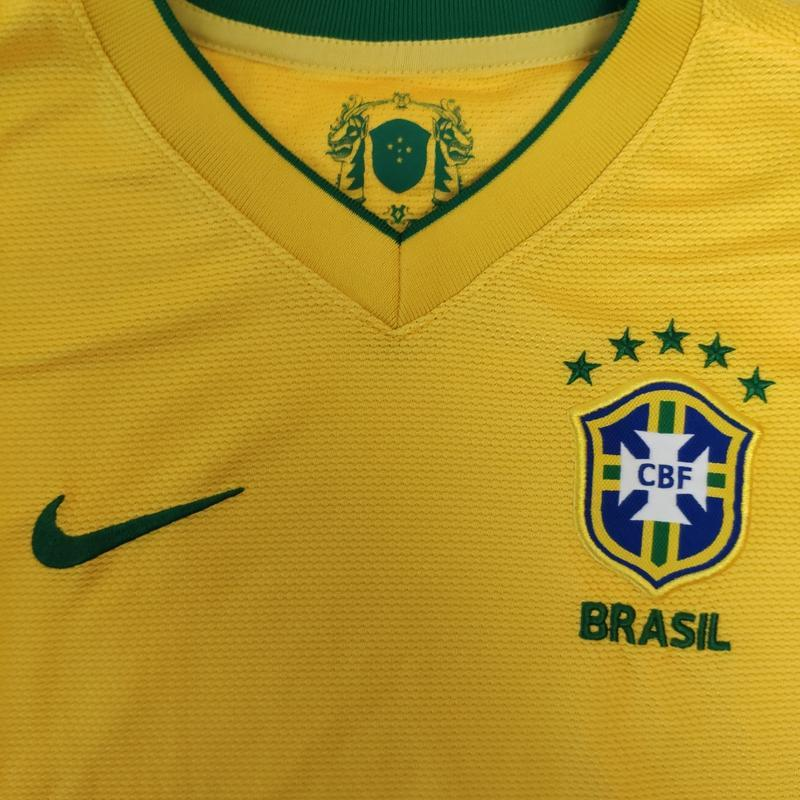 Футболка соборная бразилии - Фото 2
