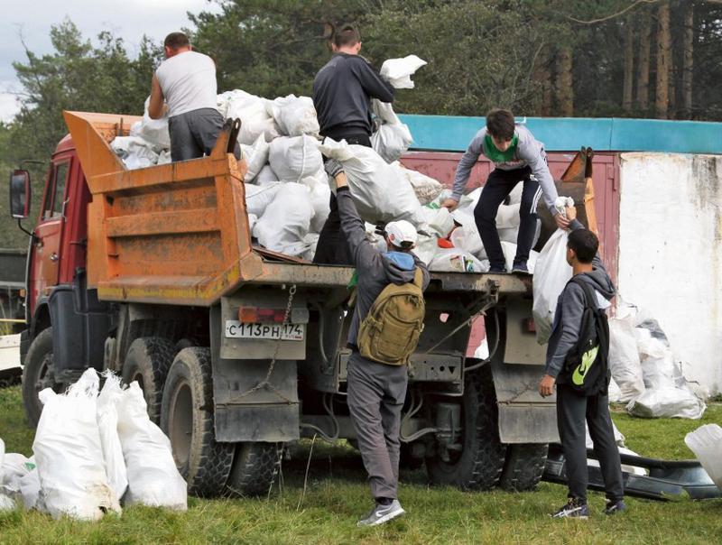 Вывоз строительного мусора киев и область Камаз зил газель - Фото 2