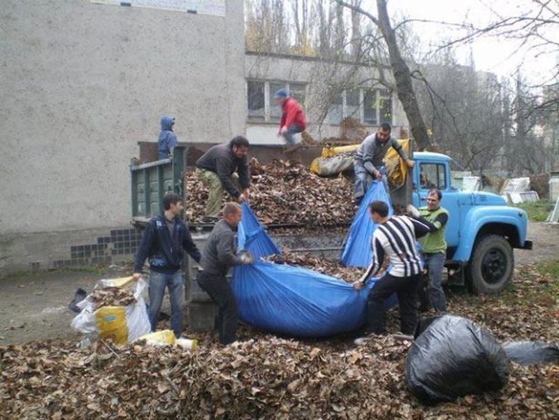 Вывоз строительного мусора киев и область Камаз зил газель - Фото 7