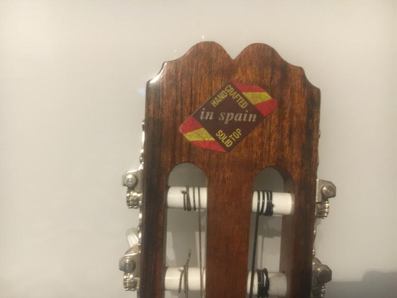 Гитара Admira Malaga - Фото 4