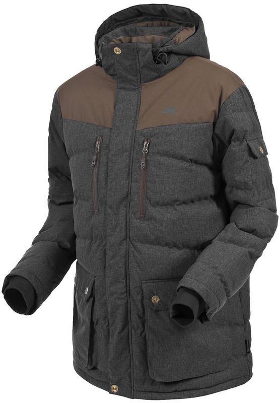 Мужская зимняя куртка парка  trespass