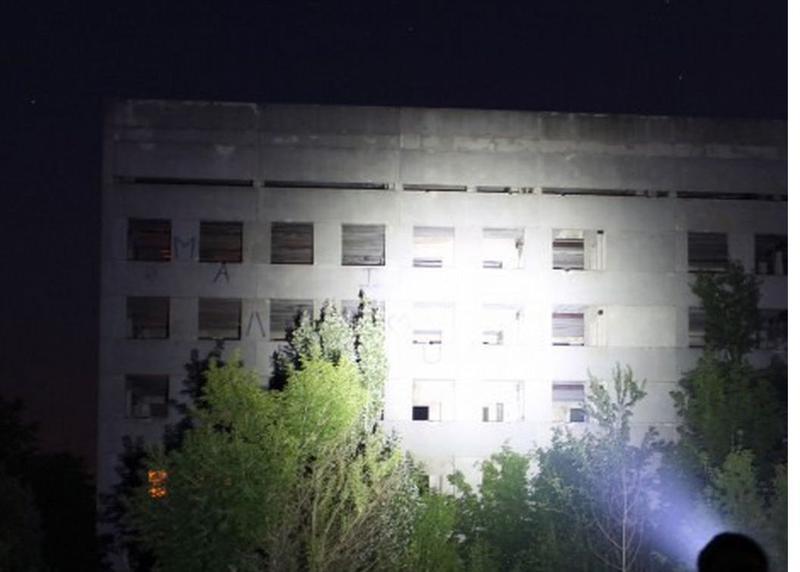 Тактический фонарь NBZ Police BL-E3 10000W [10/10]