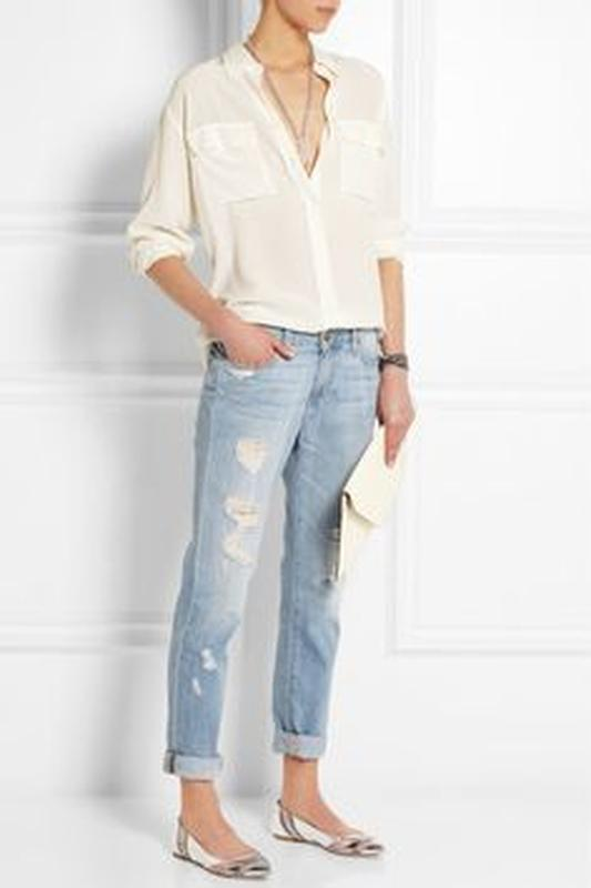 Шелковая рубашка barisal 100% шелк