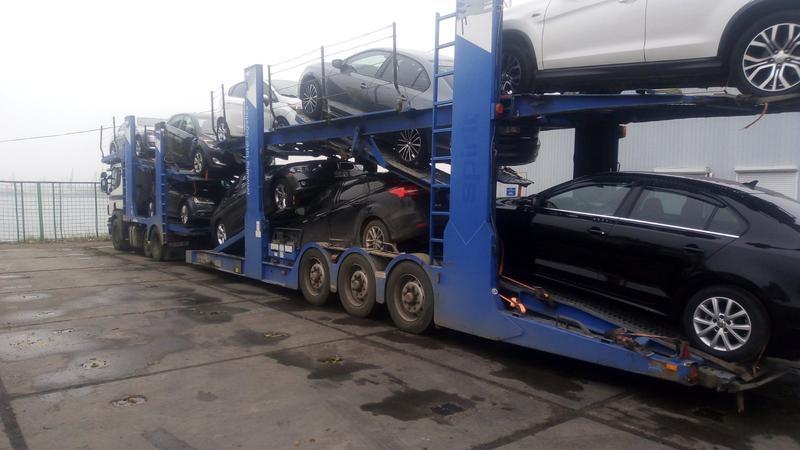 Работа Водитель СЕ на автовоз Украина Грузия