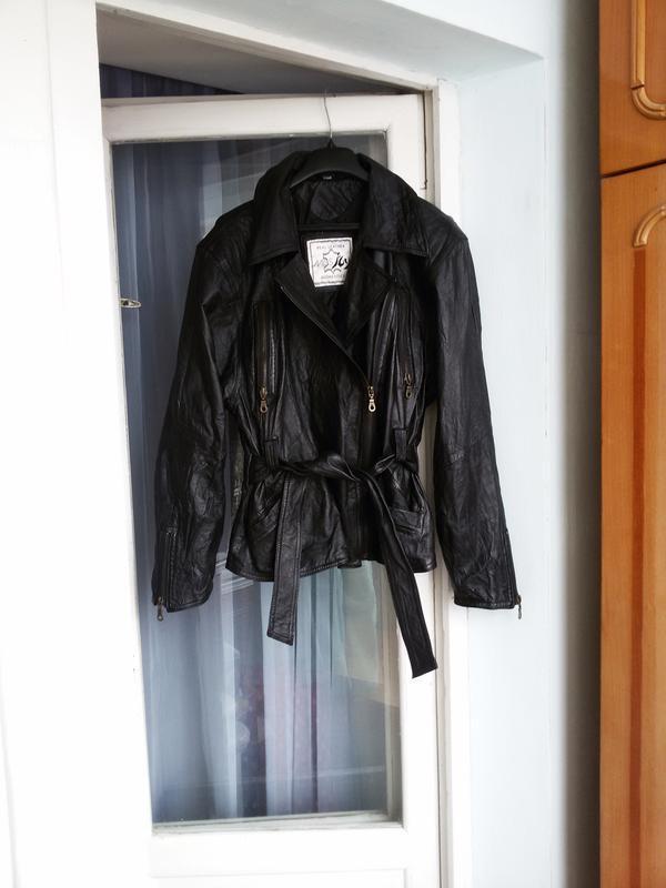 Miss joy real leather authentics эксклюзивная кожаная куртка к...