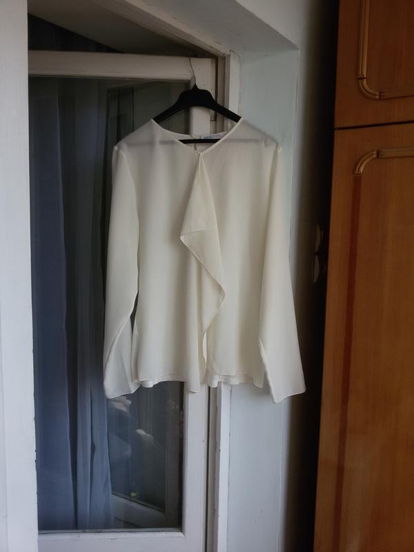 Шелковая блуза st emile