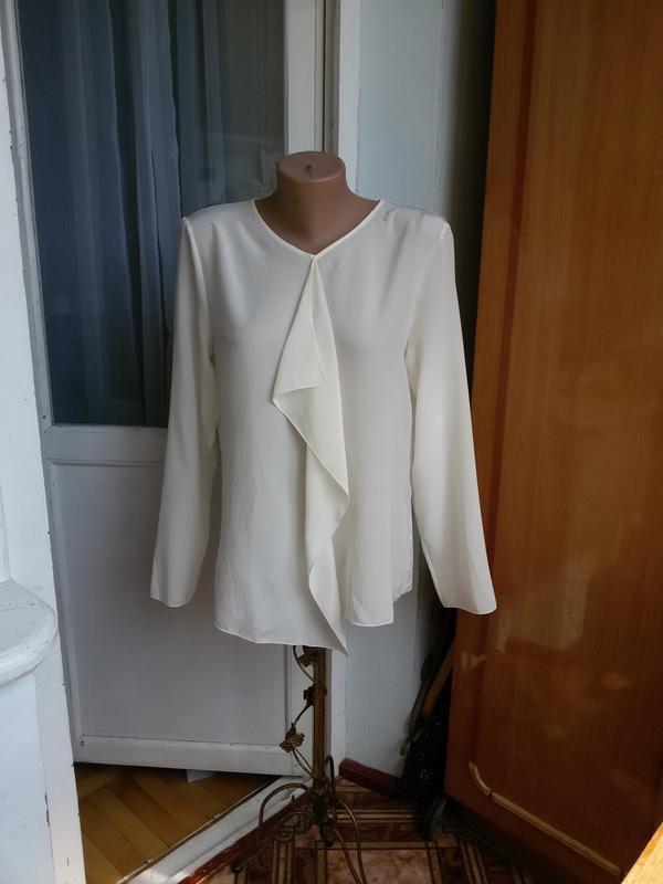 Шелковая блуза st emile - Фото 2
