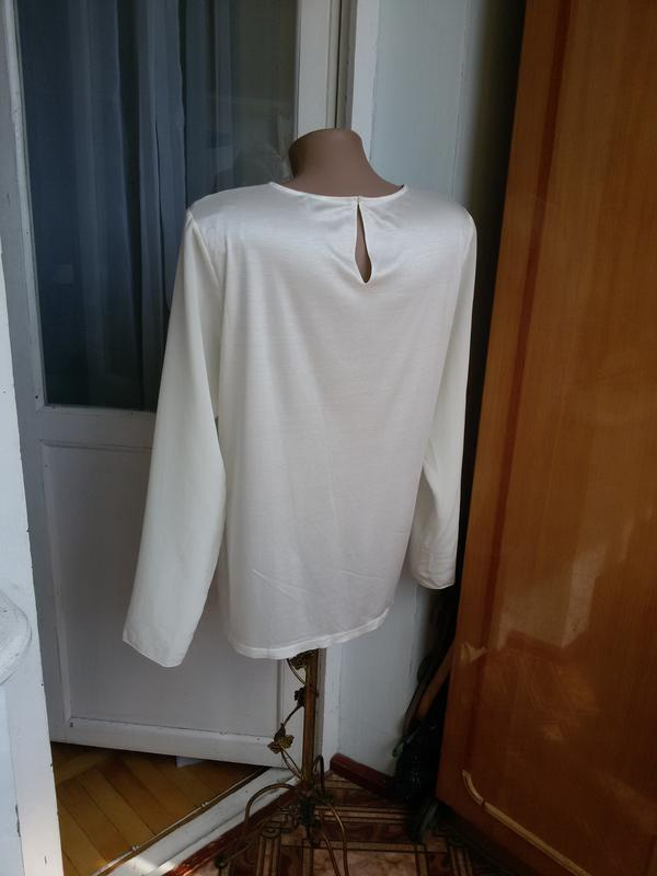 Шелковая блуза st emile - Фото 3