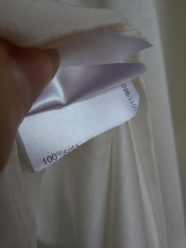Шелковая блуза st emile - Фото 4