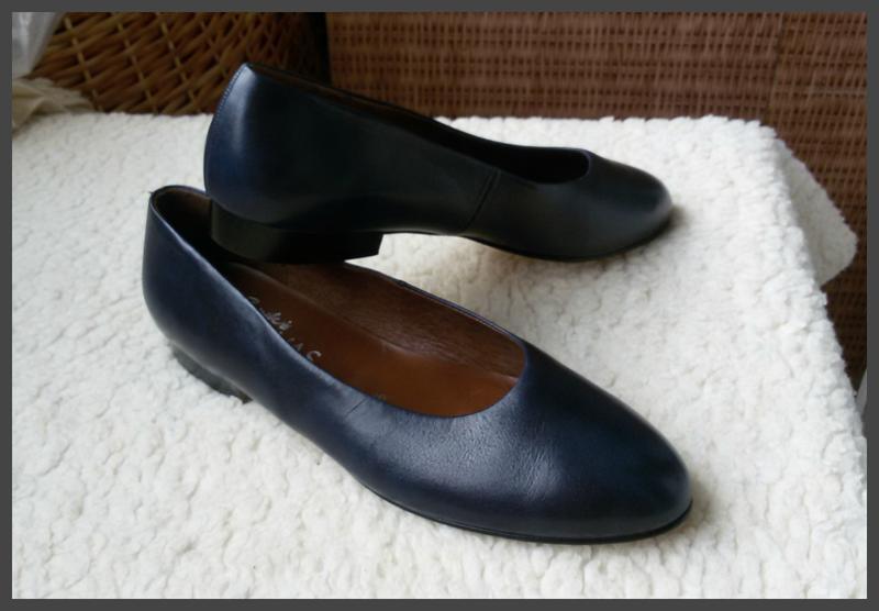 Стильные кожаные туфли brigitte von servas германия 100% кожа - Фото 2