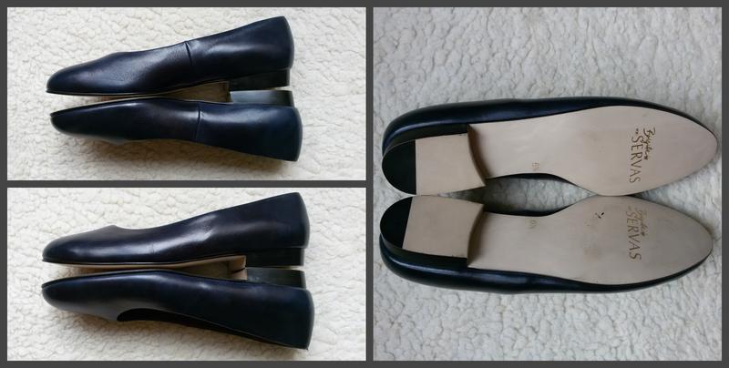 Стильные кожаные туфли brigitte von servas германия 100% кожа - Фото 3
