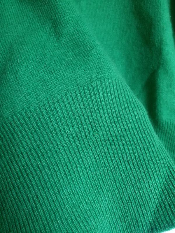 Роскошный кашемировый свитер  с высоким воротом allude 100% ка... - Фото 7