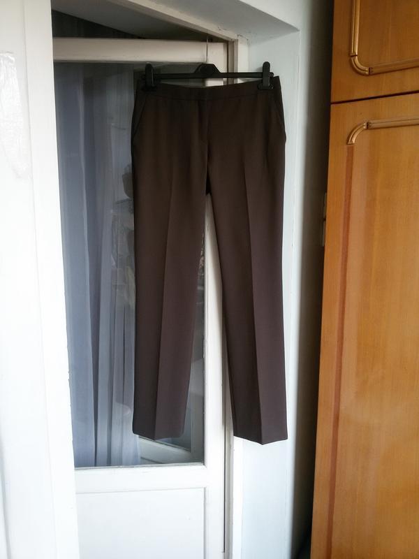 Шерстяные брюки etro - Фото 2