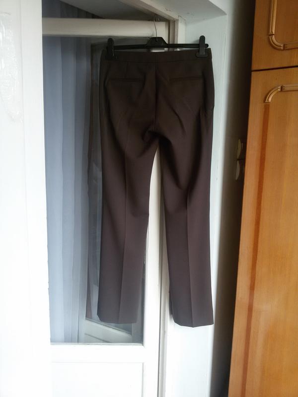 Шерстяные брюки etro - Фото 3