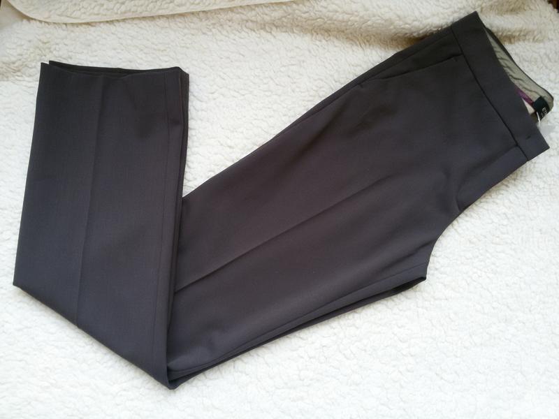 Шерстяные брюки etro - Фото 6