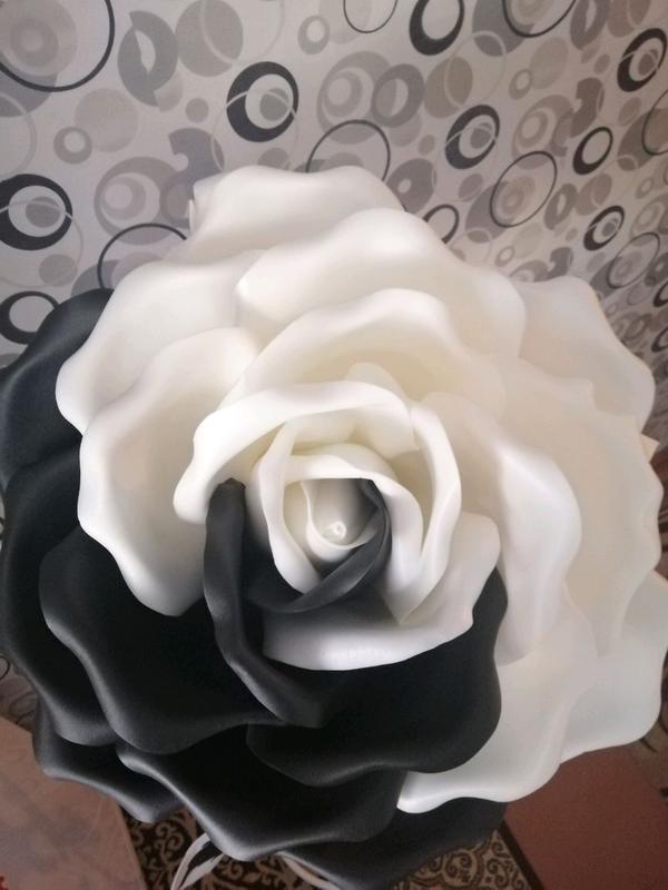 Ростова я черно-белая роза - Фото 3