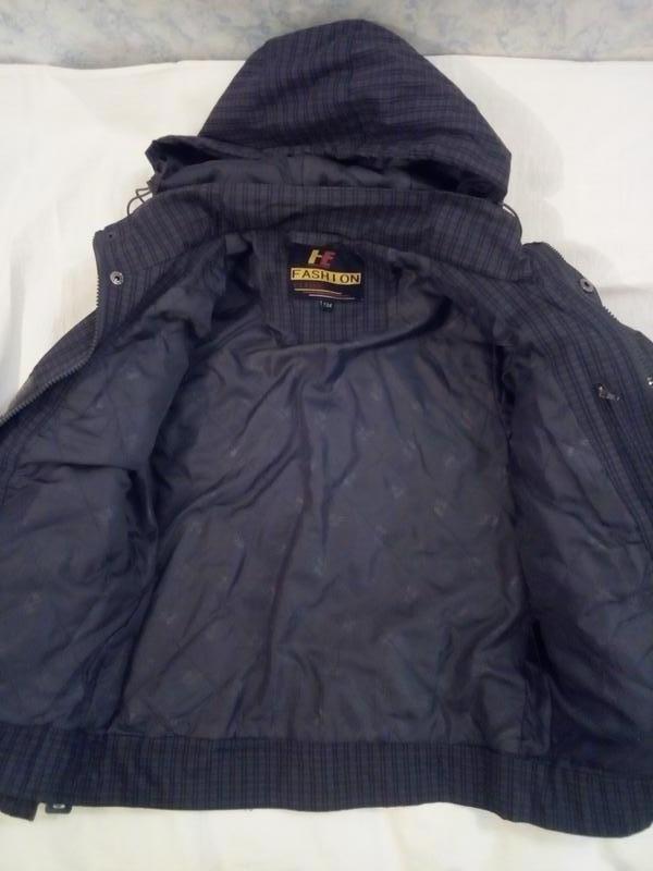 Куртка осенняя - Фото 3