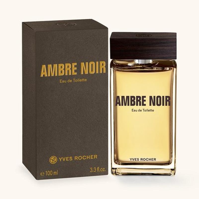 Туалетная вода Ambre Noir 100мл Ив Роше Yves Rocher