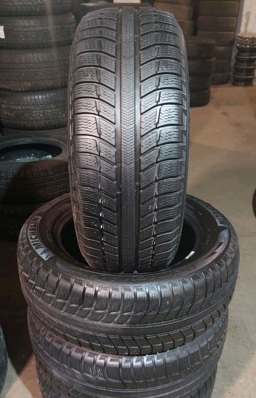 Комплект 225/55 r16 Michelin Primasi Alpin PA3 - Фото 3