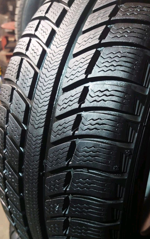 Комплект 225/55 r16 Michelin Primasi Alpin PA3 - Фото 6