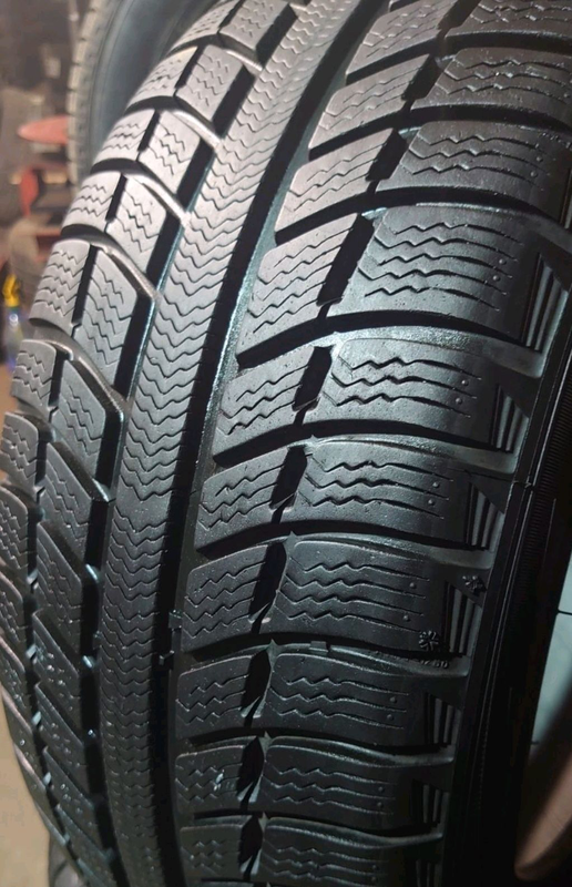 Комплект 225/55 r16 Michelin Primasi Alpin PA3