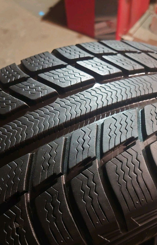 Комплект 225/55 r16 Michelin Primasi Alpin PA3 - Фото 2